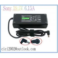 Buy cheap Sony 19.5V 6.15A AC Power Supply,120W Universal AC Adapter for Sony PCGA-AC19V1A Notebook from wholesalers