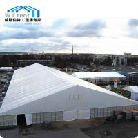 Buy cheap 40x60 Outdoor Exhibition Tents With PVC Walls 2000 People Capacity from wholesalers