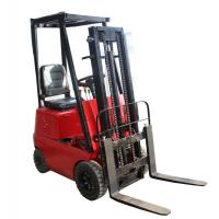 Buy cheap articulated equipment 3.0 ton electric forklift with ce from wholesalers