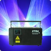 Buy cheap LCD 3.1W RGB Laser Stage Light For Professional Shows Events product