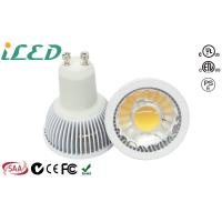 Buy cheap Warm White 5W Gu10 LED Light Bulbs 120V 2700K Dimmable Spotlight 90 - 95lm / W from wholesalers