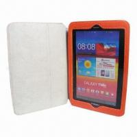 Wholesale Simple Style Leather Cases for iPad Mini, Easy to Use and Bring Anywhere from china suppliers