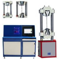 China Computer Hydraulic Steel Bending Test Machine on sale