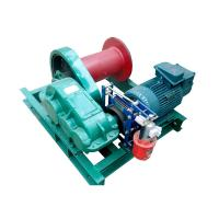 Buy cheap Rust Resistance Electric Hoist Winch / Cable Winches With Max. Lifting Load 3.2t from wholesalers