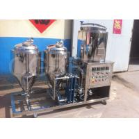 Brewing craft beer at home beer making machine 50L/day Manufactures