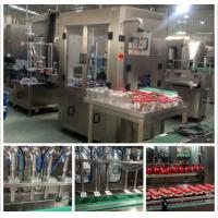 Buy cheap Twist Off Liquid Filling And Capping Machine Long Service Life 965*950*1650 Mm from wholesalers