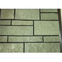 Inside / Exterior Stone Veneer Green Environmental Protection Manufactures