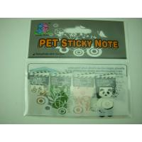 Buy cheap Custom Animal Shape Printed Colored Sticky Notes , Cheap Personalized Scratch Pads from wholesalers
