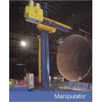Welding Manipulator and Rotators Wind Tower Production Line for Pile Rack Manufactures