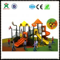 Buy cheap Outdoor Preschool Playground Equipment/Toddler Outdoor Playground Equipment South Africa from wholesalers