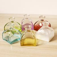 Wholesale Perfume Reed Diffuser Bottles Aroma Oil Container 50ml 100ml For Home Decoration from china suppliers