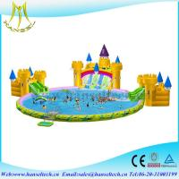 Buy cheap Hansel high quality river rafting boat with CE,EN71 for kids from wholesalers