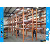 Buy cheap Customized Adjustable Pallet Storage Warehouse Racks from wholesalers