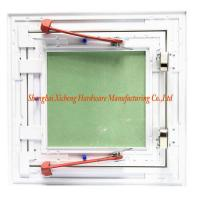 Buy cheap Red Hook Removable Access Panel With Seal  White Powder Coated from wholesalers