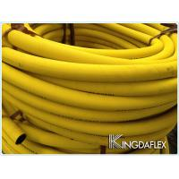 Buy cheap 3/8 Yellow Wrapped Rubber Ming Air Hose/Jack Hammer Hoses 300PSI from wholesalers