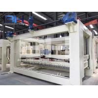 Buy cheap Automatic Fly Ash AAC Block Manufacturing Machine With High Output from wholesalers