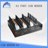 Buy cheap 64 port gsm modem from wholesalers