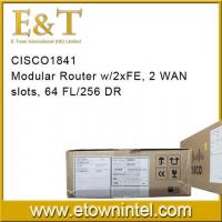 Buy cheap CISCO1941-SEC/K9 Cisco 2811 CISCO3945/K9 CISCO3925/K9 from wholesalers