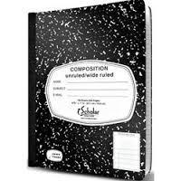 Buy cheap Mead Black Marble Composition Notebook, Wide Ruled, 100 Sheets, 9.75 x 7.5 Inch Sheet Size, 5 Pack (72368) from wholesalers