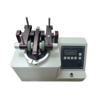 Buy cheap DIN-53754 Footwear Testing Equipment Digital Display Taber Abrasion Testing Machine from wholesalers