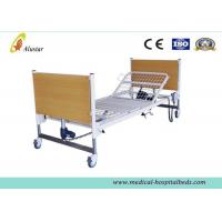 Buy cheap Simple Electric Medical Hospital Beds / Home Care Bed Linak Motor With Mattress (ALS-HE005) from wholesalers