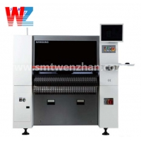 Buy cheap SM471 Samsung Pick Place Machine , 50μM Chip Mounter Machine from wholesalers