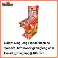 Pinball machines games seek QingFeng as your manufacturer Manufactures