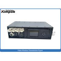 Buy cheap Military COFDM HD Video Transmitter 256 Bit Encryption NLOS Digital Video Transmitter with 5W from wholesalers