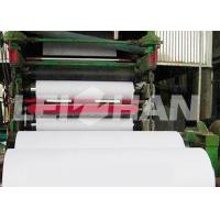 Buy cheap Full Automatic Toilet Paper Roll Making Machine Fast Speed Custom Dimension from wholesalers