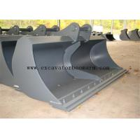 Buy cheap 600-2200mm Width Ditch Cleaning Buckets Excavator Mud Bucket Wear Resistance product
