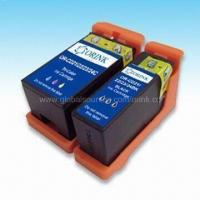Buy cheap Compatible Ink Cartridge with Dell 21/22/23/24BK/C for use with Dell V313/V313W/V515W/P513W/P713W/V7 from wholesalers