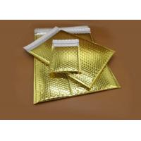 Buy cheap Custom Printing Silver Poly Mailers Shipping Envelopes 6*9 Inch Size Moisture Free from wholesalers