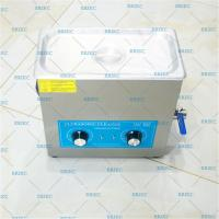 Wholesale ERIKC Diesel Injector Tester Ultrasonic 6L Fuel Injector Cleaning Machine Stainless Steel from china suppliers