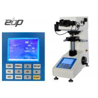 Wholesale Digital Microhardness Testing Machine , Knoop Microhardness Tester AC 220V 50Hz from china suppliers