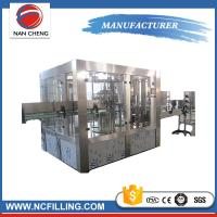 Wholesale Automatic carbonated beverage drink water filling machine germany from china suppliers