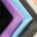 Buy cheap 100% polyester plush fabric velboa fabric india knitted short pile plush fabric from wholesalers