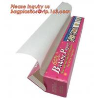 Buy cheap silicone parchment paper sheets,nature wood pulp silicone parchment paper for cooking,colored paper colored paper/colore from wholesalers