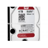 Buy cheap Western Digital WD40EFRX Red IntelliPower 4TB SATA 6GB 3.5 Inch HDD Hard Drive from wholesalers