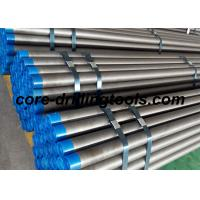 NC NQ Wireline Drill Rods Pipe String 30CrMnSiA XJY850 For Core Drilling Manufactures
