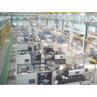 Buy cheap High Efficiency Injection Molding Equipment / Machine Central Feeding System from wholesalers