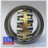 China spherical roller bearing 22210 MBW33C3 copper cage chrome steel GCR15 top good quality high speed and precision Manufactures