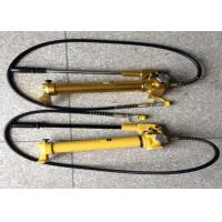 Wholesale Light Weight Hydraulic Hand Pump Manual Pump 900cc For Hydraulic Jacks from china suppliers