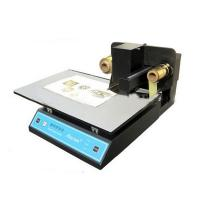 Buy cheap Digital hot foil stamping machine from wholesalers