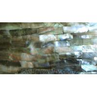 Buy cheap Black Shell Laminate With Veneer,Shell Veneer,Shell Paper from wholesalers