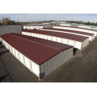Buy cheap Agricultural Steel Frame Buildings / Prefab Storage Buildings For Personal Rent from wholesalers