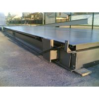 Buy cheap Electronic Semi Mobile Truck Industrial Platform Scale / Weighing Scales 30t - 120t from wholesalers