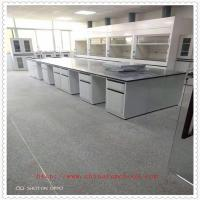 Buy cheap Customized Size Lab Island Bench Anti - Aging High Temperature Resistant from wholesalers