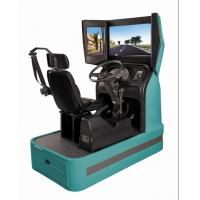 Buy cheap Electronic driver training simulator , driving lesson simulators from wholesalers