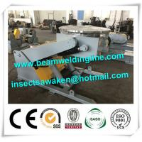 Hydraulic Lifting Type Table Top Welding Positioners with elevating function Manufactures