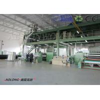 3200mm SMS Spunbond PP Non Woven Fabric Making Machine Low Consumption 800KW Manufactures